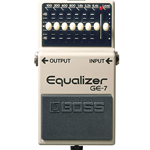 Boss GE-7 7 Band Equalizer Pedal
