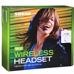 Microphone Wireless Shure Headworn BLX14/P31 H9