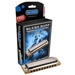 Harmonica  Hohner Blues F