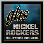 Strings EG GHS Nickel Rockers 10