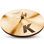 "Zildjian K Custom Dark 14"" Hi Hat Set"