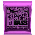 Strings BG Ball Pwr Slink 55-110 Purple