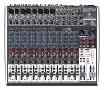 Mixer 22-Input 2/2-Bus with XENYX Mic Preps & Compressors, Multi-FX