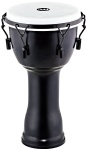 "Djembe Meinl 10"" Frontier Mechanical Black"