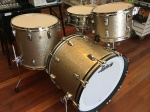 Ludwig USA Classic Maple Nickel Sparkle