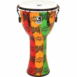 "Djembe Toca 12"" Mechanical Free Spirit"