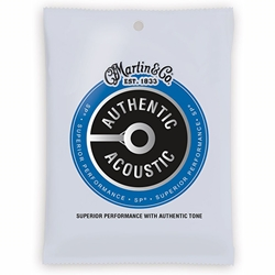 Strings AG Martin Extra Light Auth 80/20 Bronze