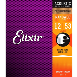 Strings AG Elixir Poly Lt