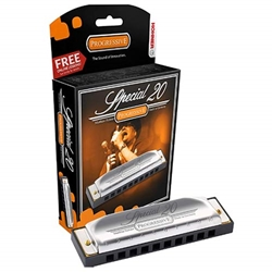 Harmonica Hohner Special 20 D