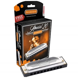 Harmonica Hohner Special 20 G