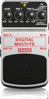 Effects Behringer Digital Multi-FX