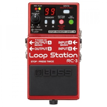 Boss RC-3 Loop Station Compact
